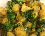 Banana curry recipe step 4 photo