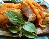 Pepes Ikan Tuna Mangga Muda langkah memasak 6 foto