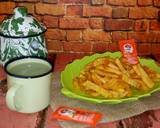Crunchy French Fries langkah memasak 6 foto
