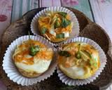 Muffin Mie langkah memasak 8 foto