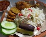 Nasi liwet (mix beras) langkah memasak 4 foto
