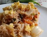 Kimchi Bokeumbab (Nasi Goreng Kimchi) #pr_BukanNasiBiasa langkah memasak 6 foto