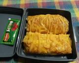 Nasi Telur Gulung (Rice Tamagoyaki) - Bekal Si Kecil langkah memasak 5 foto