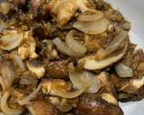 Sticky mushrooms and onions recipe step 5 photo