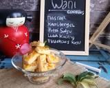 Eggless Kaastengel Ricke Indriani #day5 langkah memasak 8 foto