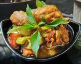 Ayam Woku Belanga langkah memasak 5 foto
