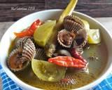 Asem-Asem Kerang Dara langkah memasak 5 foto