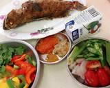 Ikan Goreng Siram Bumbu Kare #pekaninspirasi_cookpad langkah memasak 1 foto