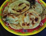 Roti Maryam langkah memasak 10 foto