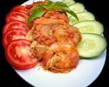 Sarden Ikan Tongkol Udang langkah memasak 4 foto