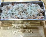 Savoury Bread Pudding langkah memasak 4 foto