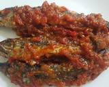 Ikan Pindang Balado langkah memasak 5 foto
