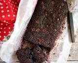 Fudge brownies shiny crust #pr_browniesdcc #ketopad langkah memasak 7 foto