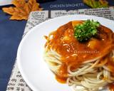 #119 Chicken Spaghetti langkah memasak 6 foto