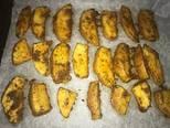 Foto del paso 3 de la receta Patatas gajo al horno con toque de Curry