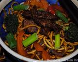 Chinese Beef Chow Mein recipe step 31 photo