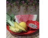 Diet Juice Pokchoy Watermelon Banana Lemon Sunflower Seeds langkah memasak 1 foto