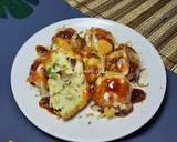 #131 Takoyaki langkah memasak 6 foto