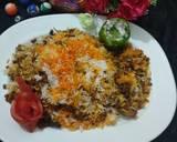 Masoor biryani recipe step 11 photo