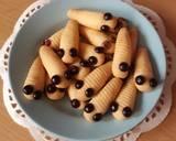 Kue Ulat Sagu langkah memasak 5 foto