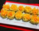 Siomay ayam udang (homemade) langkah memasak 21 foto