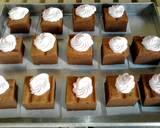 Ogura Coklat Cake langkah memasak 22 foto