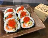 Japanese Big Sushi Roll recipe step 10 photo