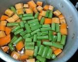 Hadrah - sop kacang hijau #menusehatanak langkah memasak 4 foto