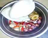 Sayur Bobor Daun Kelor langkah memasak 2 foto