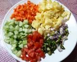 Acar Nanas Segar langkah memasak 2 foto