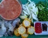 Udang Asam Manis langkah memasak 1 foto