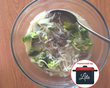 Sapi saus tiram cah brokoli enoki lezat sehat #homemadebylita langkah memasak 6 foto