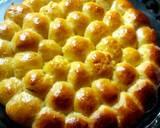 Honeycomb bread langkah memasak 7 foto