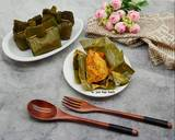 Pepes Telur Ikan Manyung langkah memasak 5 foto