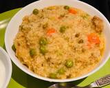 Daliya khichdi recipe step 8 photo