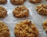 Oatmeal cookies with almond langkah memasak 5 foto