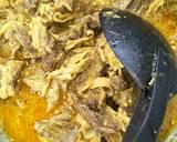 Semur daging sapi cincang langkah memasak 3 foto