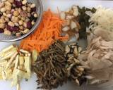 Japanese soy cooked vegetables recipe step 5 photo