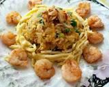 Nasi Goreng konyaku / sirataki #ketopad langkah memasak 8 foto