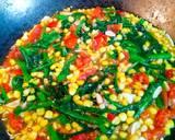 Tumis kangkung&jagung langkah memasak 2 foto