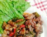 Oseng daging sapi simpel enak langkah memasak 6 foto