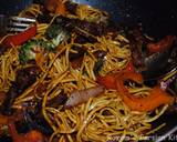Chinese Beef Chow Mein recipe step 20 photo