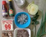 Dumpling Udang langkah memasak 1 foto