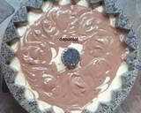 Marmer Cake langkah memasak 6 foto