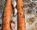 Pasta z pieczonej marchewki, czosnku i suszonych pomidorów🌱 krok przepisu 1 zdjęcie