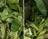 Tumis kangkung kampung langkah memasak 1 foto