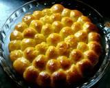 Honeycomb bread langkah memasak 10 foto