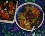 Chinese Beef Chow Mein recipe step 23 photo