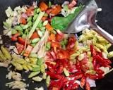 Usus Masak Pete Pedas langkah memasak 2 foto