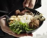 Sukiyaki ratio of warishita sauce recipe step 5 photo